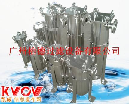 广州袋式过滤器生产厂家