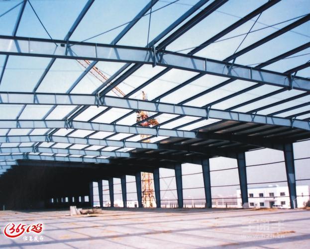 天津固安钢结构厂房拆除回收,报废流水线生产设备拆除