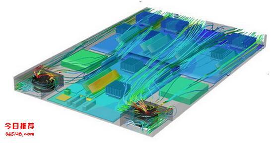 ANSYS Icepak是 电子散热分析软件 代理商 软件价格