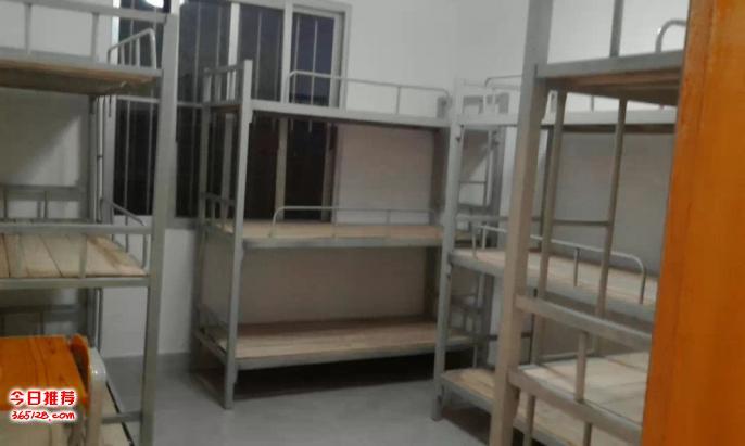 上林縣工地鐵架床、雙層工地床價格