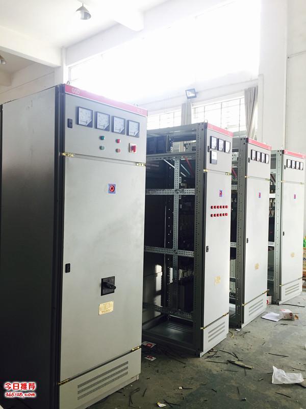 GGD交流低压开关柜开关柜价格 襄阳赫特电气 专业品质值得信赖