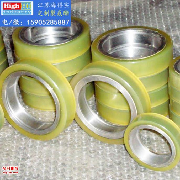聚氨酯包胶承重轮厂家,PU包胶行走轮厂家,聚氨酯主动轮