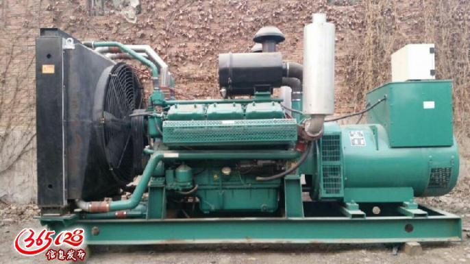 芜湖急售上柴120千瓦二手柴油发电机组,二手发电机组原理概述