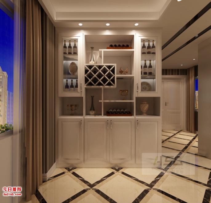【主打爆款】—深圳惠尚格全屋定制家具隔断柜酒柜定做