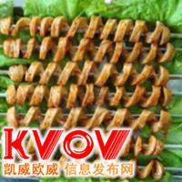 锦州烤面筋做法  怎么做烤面筋好吃  教你最好吃的烤面筋技术