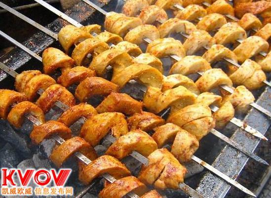 锦州烤面筋怎么做  烤面筋的做法   大连教你烤面筋学习