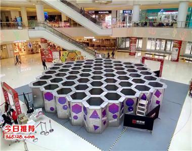 上海蜂巢迷宫租赁大型互动展示道具蜂巢迷宫出租