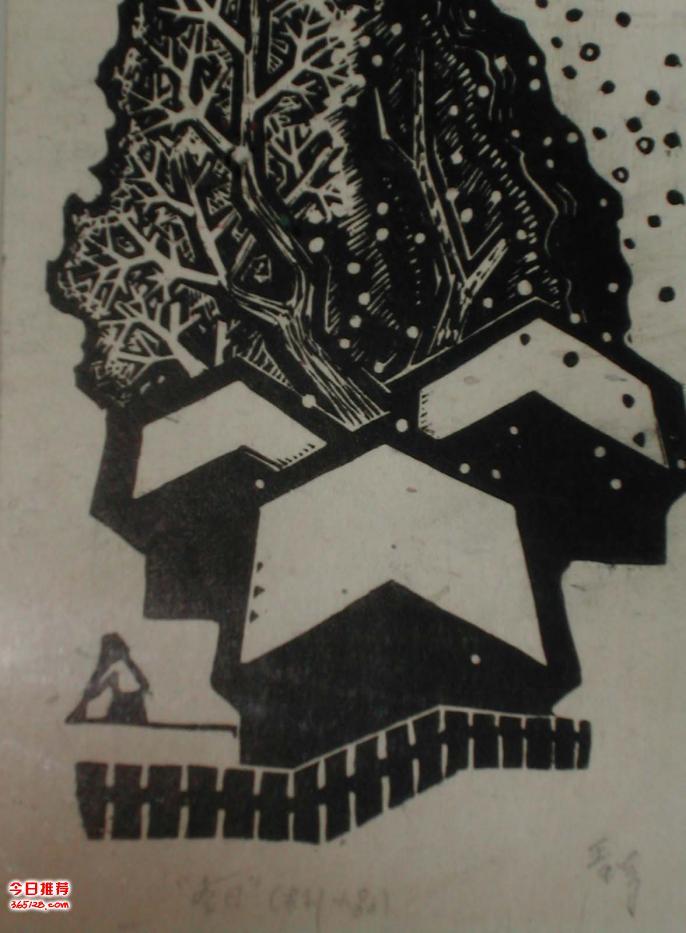 广州万象画室—黑白木刻版画体验课 热招中