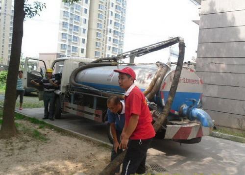 绍兴市污水管道疏通,清淤
