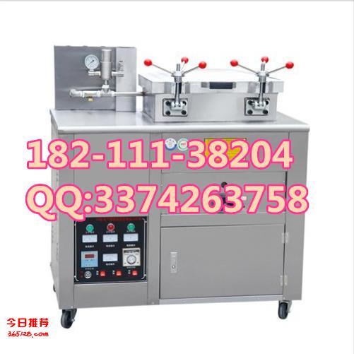 電氣兩用高壓油炸鴨爐|電氣兩用壓力炸鍋廠家|北京電熱高壓炸