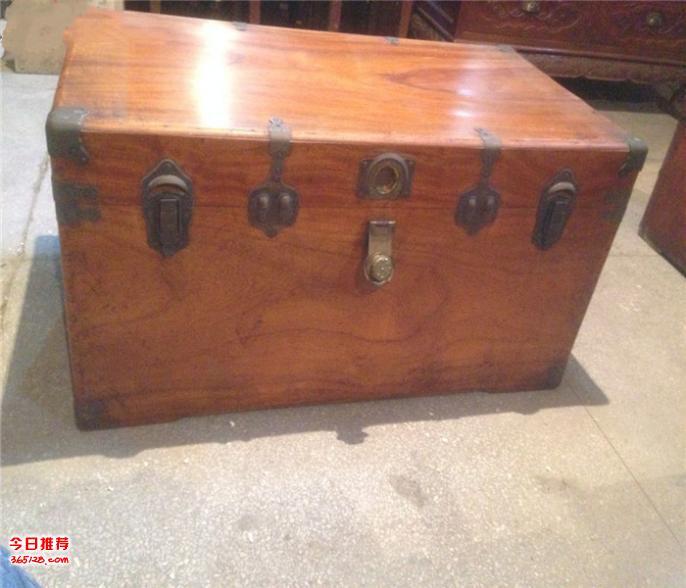 上海老的樟木箱回收价位合理_上海二手樟木箱回收
