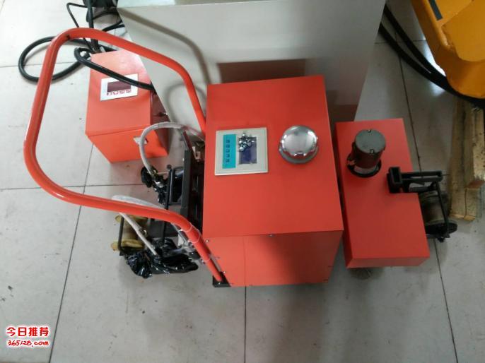 智能型轨枕立螺栓除垢、涂油器厂家