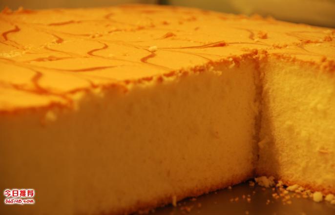 糕点做法海绵蛋糕制作过程戚风蛋糕做法