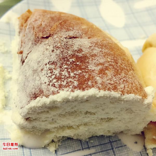 奶酪面包制作过程糕点做法包教包会