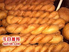 包教包会油炸麻花制作糕点奶香脆皮麻花制作