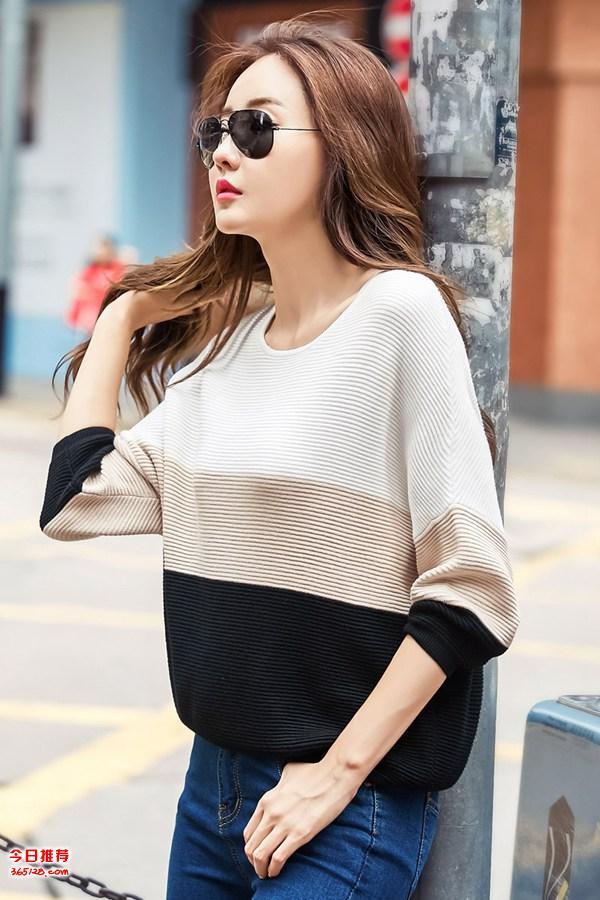 虎門廠家便宜批發T恤韓版女裝秋冬裝毛衣時尚衛衣批發虎門外套