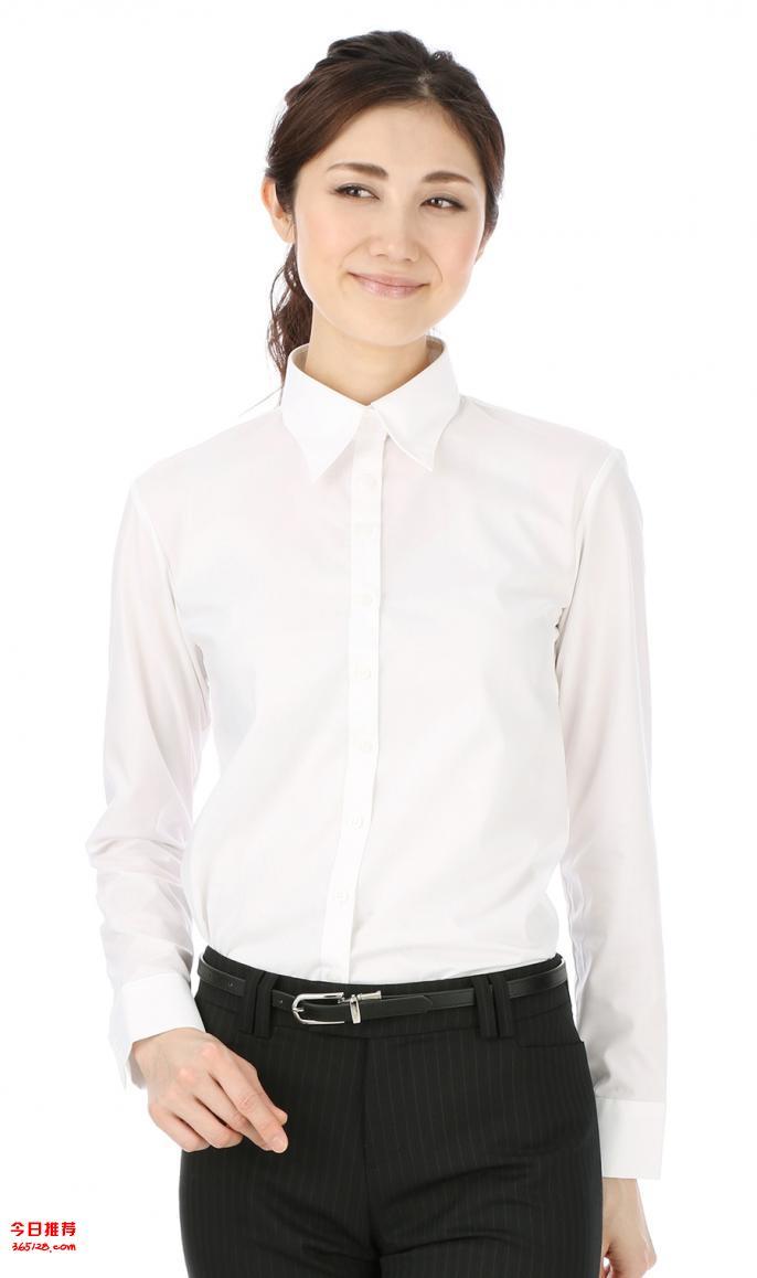 荔湾区衬衫定制,订做长袖女衬衫,定做修身女士衬衣
