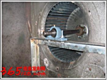 空调箱风机轴承维修,中央空调末端设备维修,中央空调清洗保养