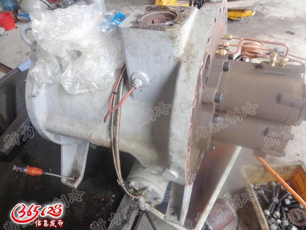复盛螺杆压缩机轴承维修,复盛压缩机螺杆磨损维修