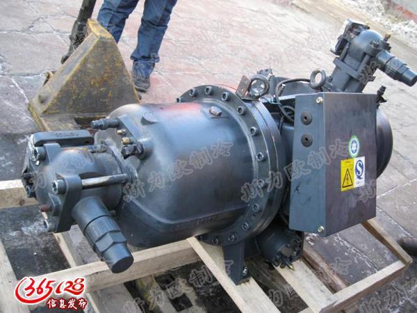 开利螺杆压缩机缸体修复维修,开利压缩机不加载维修