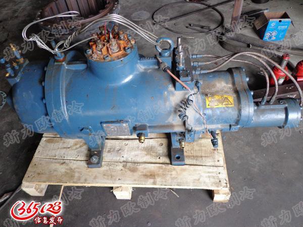 汉钟螺杆压缩机维修,螺杆机维修保养,半封闭式螺杆压缩机维修