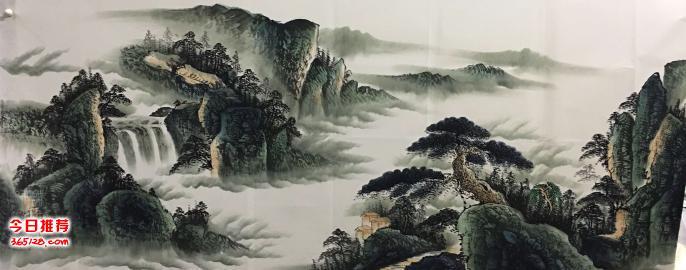 高端大气的微信头像风景山水