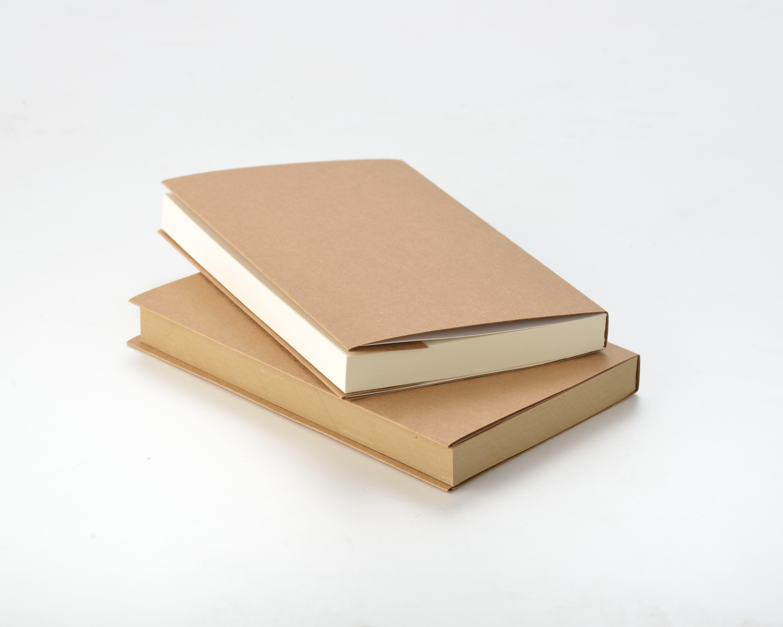 kp 线装牛皮纸封面速写本子 空白手绘本素描本笔记本记事本
